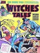 WITCHES TALES COMICS GOLDEN AGE COLLECTION PDF ON CD