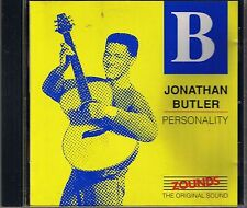 Butler, Jonathan Personality (Best of) Zounds CD RAR