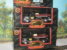 IMEX HO SCALE CLASSIC MEMORIES TRUCKING PETERBILT FIRE TEUCK*