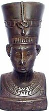Nefertiti Head hand carved in Basalt