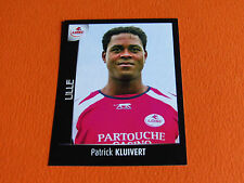 N°152 KLUIVERT LILLE LOSC DOGUES PANINI FOOT 2008 FOOTBALL 2007-2008