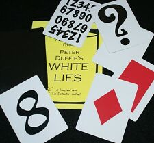 White Lies -- Peter Duffie -- excellent packet lie detector effect      TMGS