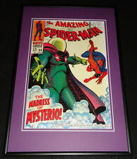 Amazing Spider-Man #66 Framed 12x18 Cover Photo Poster Display Official Repro