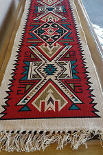 Canvas Stencil Table Runner684C-HIRUN Southwest Southwestern Design Western