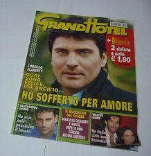 FOTOROMANZO GRANDHOTEL n 4 (2006) con LORENZO FLAHERTY