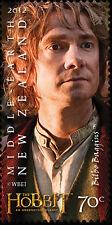 Tolkien / Hobbit: Bilbo Sonderbriefmarke von 2012