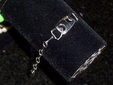 DV Italy Sterling .925 Silver Bracelet - 7 inch. / 9.3 grams