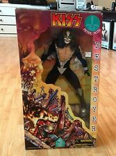 "KISS dolls 24"" * PETER CRISS * "" Destroyer Limited Edition 1998'"