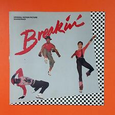 BREAKIN' Soundtrack 422 821 919 1 Y 1 LP Vinyl VG+ Cover VG+