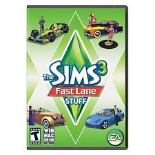 The Sims 3: Fast Lane Stuff - PC/Mac, Good Mac OS X Intel, Mac OS X 10.5 Le Vide