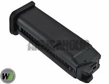 WE 25rd Full Metal Magazine for G17 GBB (Black)