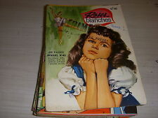 BD Pt Format ROSES BLANCHES n° 45 1965 Editions ARTIMA BD FEMININES