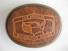 Los Angeles Chevrolet Distribution Center Belt Buckle by El Cid