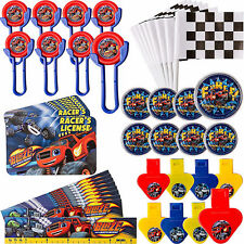48pcs Blaze and the Monster Machine Mega Mix Favors Pack Birthday Party Supply