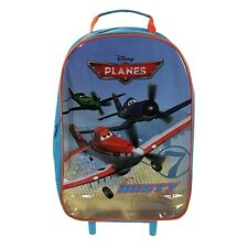 Disney Planes 'Dusty' School Travel Trolley Roller Wheeled Bag Brand New Gift
