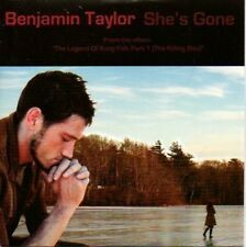 (840C) Benjamin Taylor, She's Gone - DJ CD