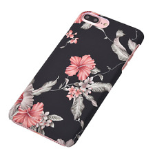 Floral Pattern iPhone 7 Plus Case Protective Cover Full Protection Durable New
