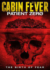CABIN FEVER PATIENT ZERO, DVD, 2014, SKU 2037