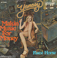 CELIA YANCEY Makin' Music For Money / Race Horse 45
