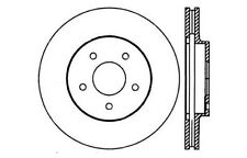 StopTech Sport Drilled/Slotted Disc fits 2004-2008 Nissan Quest  STOPTECH