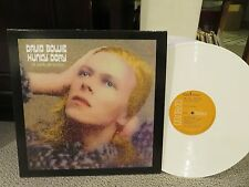 DAVID BOWIE STATION TO STATION 180G TRANSPARENT RED COLORED VINYL LP IMPORT
