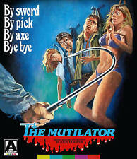 The Mutilator (Blu-ray/DVD, 2016, 2-Disc Set)