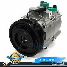 NEW A/C Compressor 58187 for 99-06 Hyundai Santa Fe Sonata Magentis Optima 2.4L