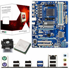 AMD X4 Core FX-4300 3.8Ghz & GIGABYTE 970A-DS3 - Board & CPU Bundle