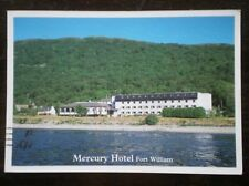 POSTCARD INVERNESS-SHIRE FORT WILLIAM - MERCURY HOTEL