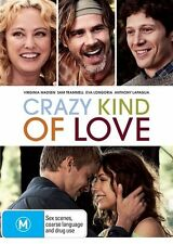 Crazy Kind Of Love (DVD, 2015) Brand New