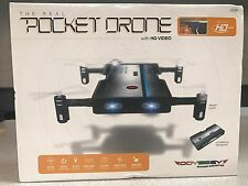 Odyssey Toys ODY-1716NX The Real Pocket Drone w/HD Video