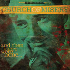Church Of Misery - And Then There Were None...LP - Purple Vinyl - NEW COPY