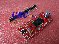 NEW EasyDriver Shield stepping Stepper Motor Driver V44 A3967 For Arduino M31