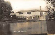 BR74339 the old mill horton  real photo uk