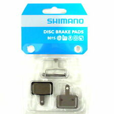 gobike88 Shimano B01S Disc Brake Pads, Resin, Brown, Y68 BR-C501 BR-M575 BR-M525
