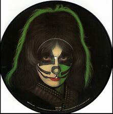 KISS PETER CRISS RARE Vinyl Record Picture Disc NBPIX 7122