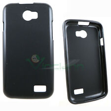 Pellicola+Custodia cover TPU Flexy nera per NGM Dynamic Jump case flessibile