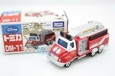 Tomica Takara Tomy Disney Motors DM-11-Mickey Fire Truck Works Division Toy Car