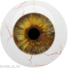 **HUMAN MONSTER EVIL EYEBALL VINYL DECAL STICKERS #48**