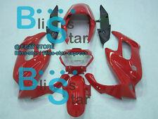 Red Fairing Bodywork For Honda VTR1000F 1995-2005 SuperHawk Firestorm 09 C5