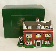 Dept 56 GAD'S HILL PLACE 6th Edition Dickens Village Lighted Building #57535 MIB