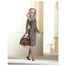 Tweed Indeed Silkstone Barbie Fashion Model NRFB 2006 Gold Label