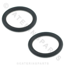 PAIR OF SPARE SILANOS 904404 O RING SEALS 28mm x 3mm DISHWASHER DC045 DC070 N50B
