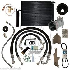 66 FORD MUSTANG HiPo 134a A/C Upgrade Kit w/Mount & Drive V8 AC Air Conditioning