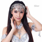 Belly Dance Headwear Sequin Coin  Bollywood Headband Headpiece Jewellery