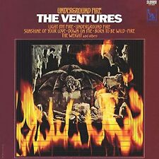 The Ventures - Underground Fire [New CD] Japanese Mini-Lp Sleeve, Shm CD, Japan