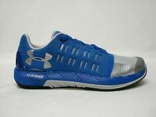 NIB UNDER ARMOUR MENS SHOE'S CHARGED CORE 10 BLEU ULTRA AWESOME LOOKING SHOE'S