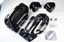 VENTED LOWER FAIRING KIT for HARLEY BY FAIRING FACTORY LOWER VENTED FAIRINGS USA