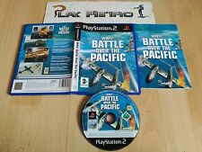 PLAY STATION 2 PS2 WWII OVER THE PACIFIC COMPLETO PAL ESPAÑA