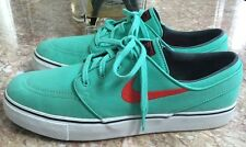 Nike Zoom Stefan Janoski Low SB mens lifestyle casual shoes SZ10 #615957-30